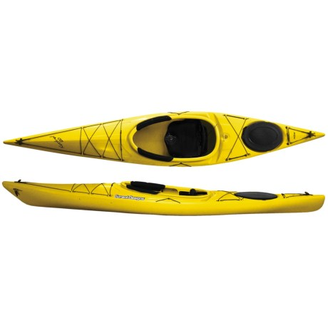 Current Designs Kestrel 120 Recreational Kayak - 12' in Yellow