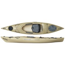 Current Designs Solara 120 Roto Recreational Kayak - 12' in Sand - 2nds