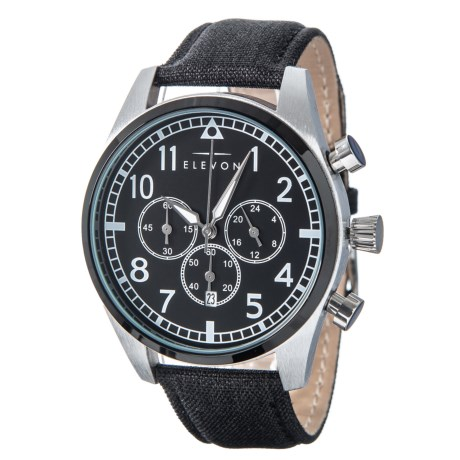 Image of Curtiss Watch - Leather Strap (For Men)