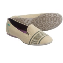 Cushe Alanah Shoes - Slip-Ons (For Women) in Sand - Closeouts