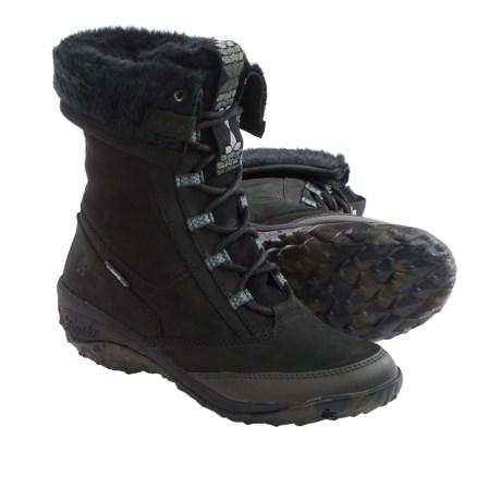 Cushe Allpine Cone Leather Boots Waterproof, Insulated (For Women)