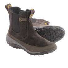 Cushe Allpine Peak Boots - Waterproof (For Women) in Dark Grey - Closeouts