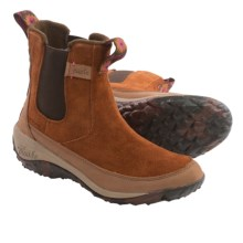 Cushe Allpine Peak Boots - Waterproof (For Women) in Tan - Closeouts