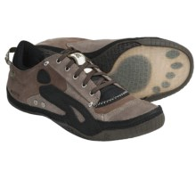 Cushe Boutique Sneak Shoes - Leather (For Men) in Military - Closeouts