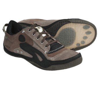 Cushe Boutique Sneak Shoes - Leather (For Men) in Military