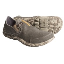 Cushe Canvas Slipper Shoes (For Men) in Brown/Brown - Closeouts