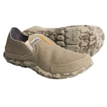 Cushe Canvas Slipper Shoes (For Men) in Sand - Closeouts