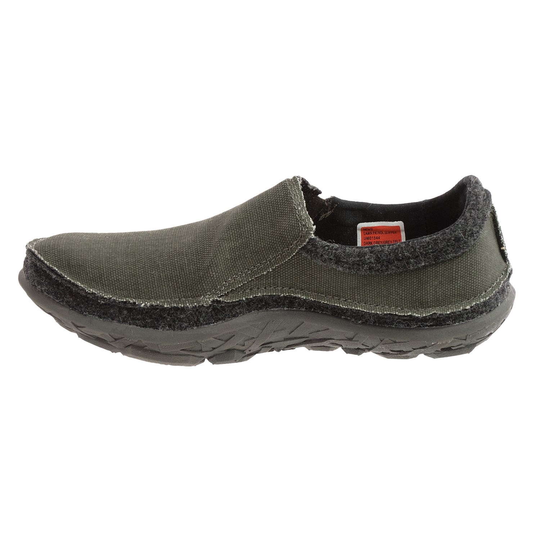 Slip on slipper shoes 28 images cushe patrol slipper for Clarks mural fresco boots