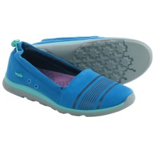 Cushe Gigi Shoes - Slip-Ons (For Women) in Blue/Turquoise - Closeouts