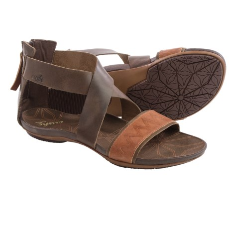 Cushe Glimmer Gladiator Sandals (For Women)