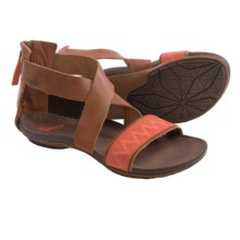 Cushe Glimmer Gladiator Sandals (For Women) in Tan/Papaya - Closeouts