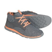 Cushe Jiva Shoes (For Women) in Grey/Orange - Closeouts