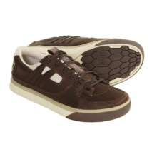 Cushe Manuka Ride Leather Sneakers (For Men) in Old Brown - Closeouts