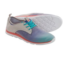 Cushe Shakra Shoes (For Women) in Turquoise/Ombre - Closeouts