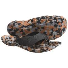 Cushe Skunkworx Sandals - Flip-Flops, Recycled Materials (For Men) in Black/Orange Camo - Closeouts