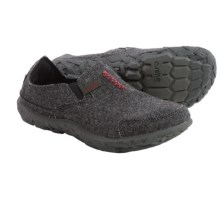 Cushe Slipper II Shoes - Slip-Ons (For Women) in Dark Grey Herringbone - Closeouts