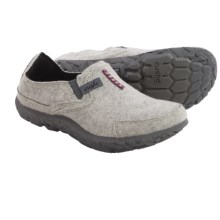 Cushe Slipper II Shoes - Slip-Ons (For Women) in Light Grey Herringbone - Closeouts