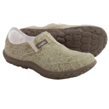 Cushe Slipper II Shoes - Slip-Ons (For Women) in Sand Tropic - Closeouts