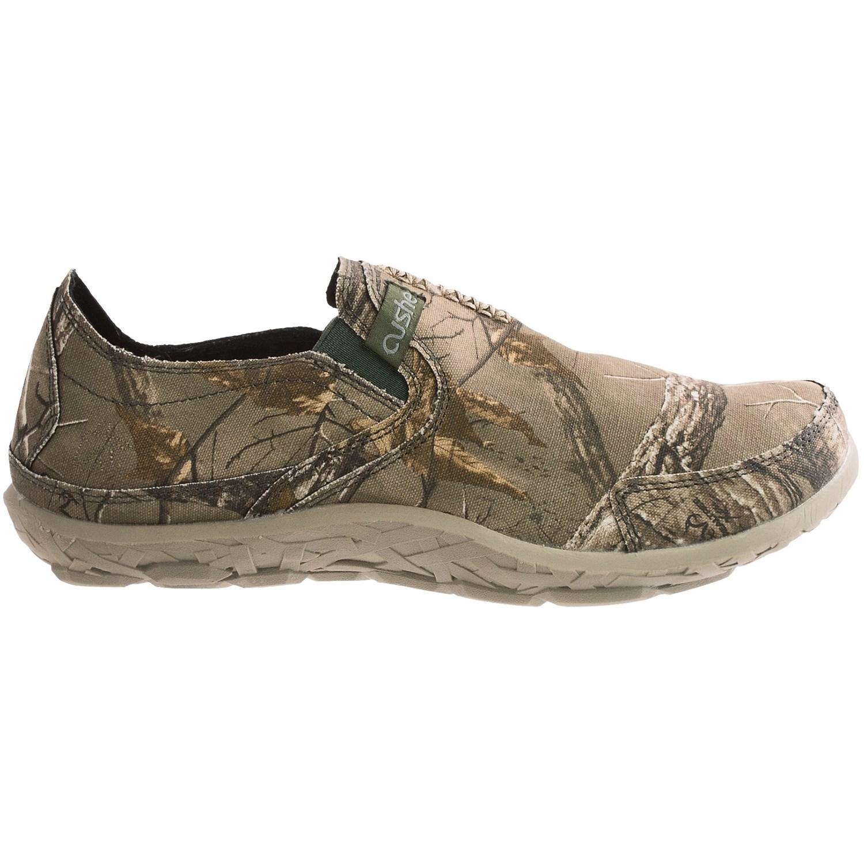 cushe slipper realtree 174 xtra camo shoes for 9284t