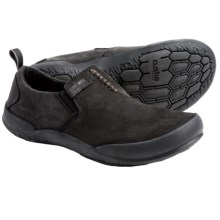 Cushe Swell Shoes - Leather (For Men) in Solid Black - Closeouts