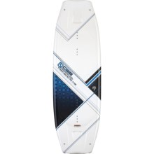 CWB Board Co. Transcend Wakeboard - Answer Bindings in 142 Graphic - Closeouts
