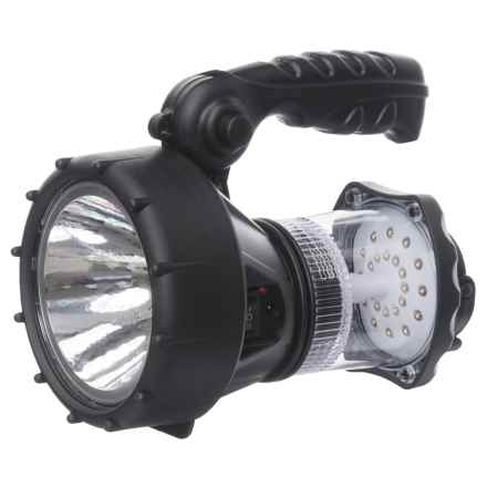 Cyclops Rechargeable Spotlight/Lantern Combo - 220 Lumens in See Photo - Closeouts