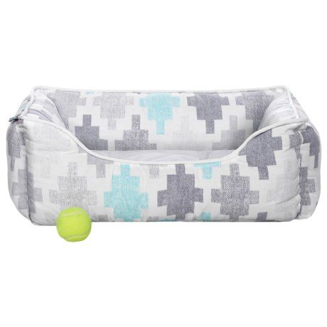 Cynthia Rowley Barcelona Geo Pet Bed -