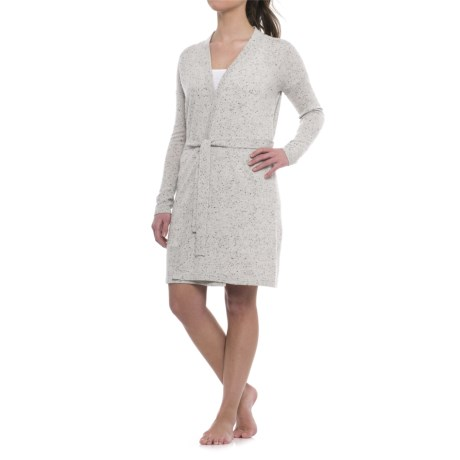 Cynthia Rowley Cashmere Donegal Robe For Women Save 31