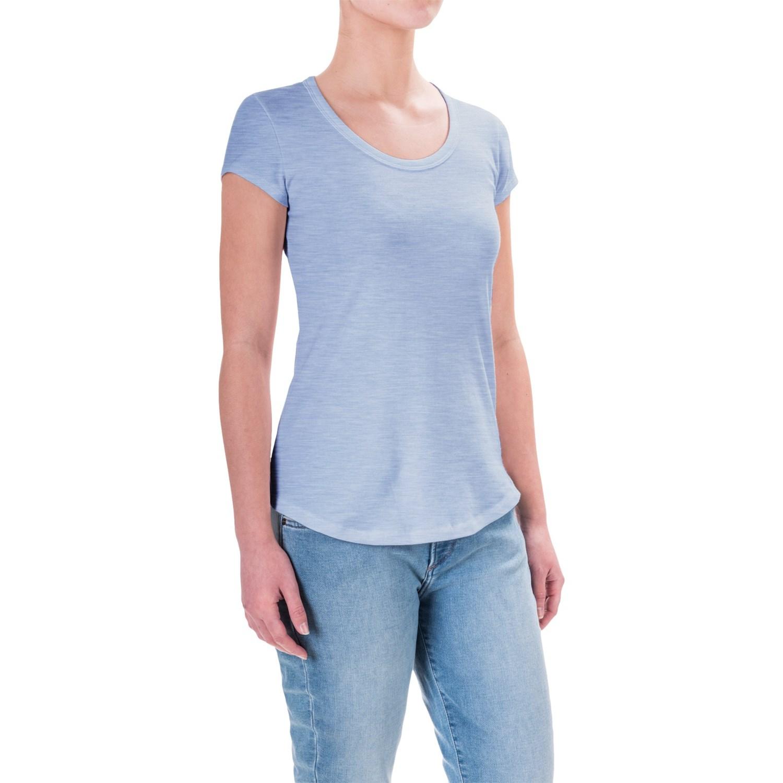 Cynthia Rowley Cotton Modal T Shirt For Women Save 66