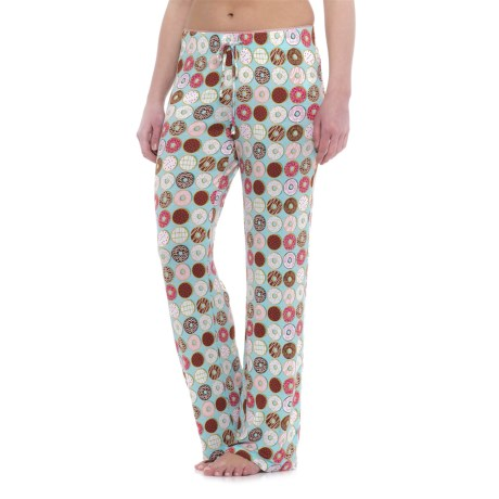 Cynthia Rowley Donuts Lounge Pants (For Women) in Bright