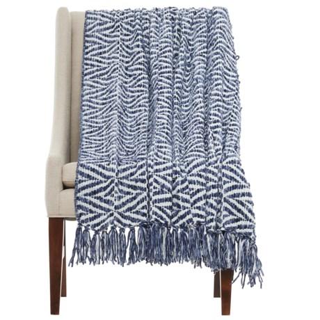 Image of Cynthia Rowley Elda Throw Blanket - 50x60?