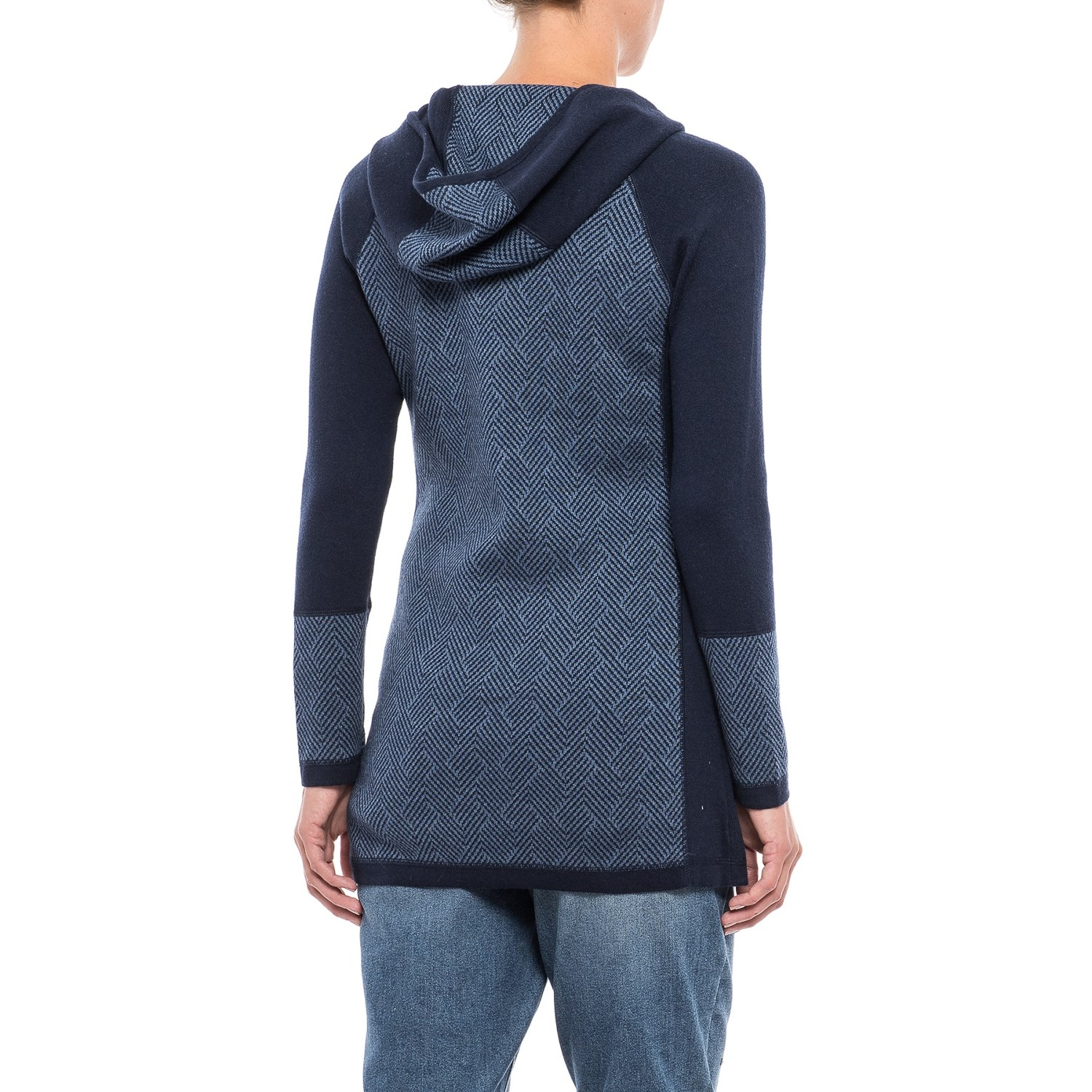 Cynthia Rowley Hooded Cardigan Sweater For Women Save 31