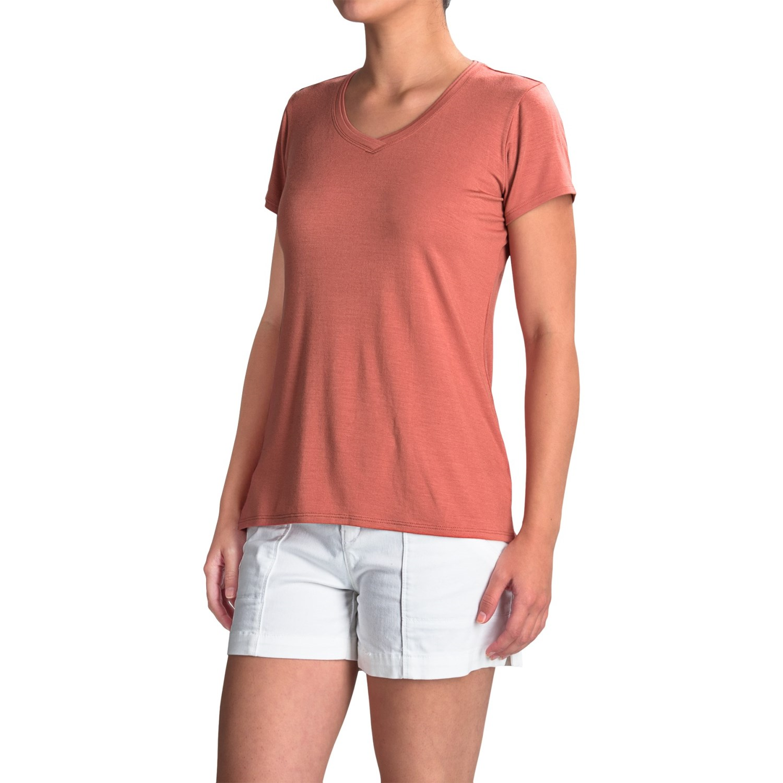Cynthia Rowley Modal T Shirt For Women Save 31
