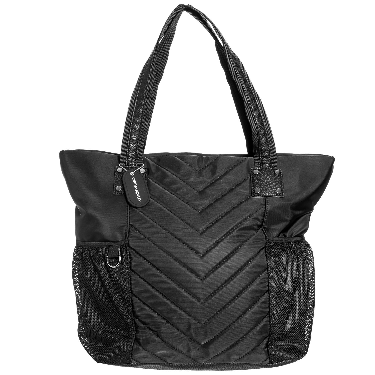 220684d8a58 Cynthia Rowley Quilted Nylon Tote Bag (For Women) - Save 65%