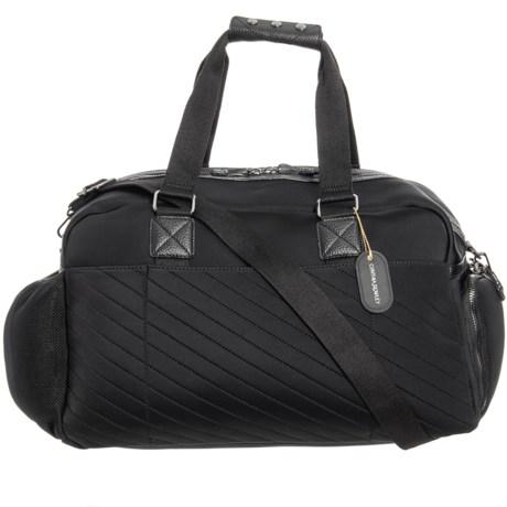 973f5890bb2 Cynthia Rowley Quilted Yoga Pocket Duffel Bag - Save 29%
