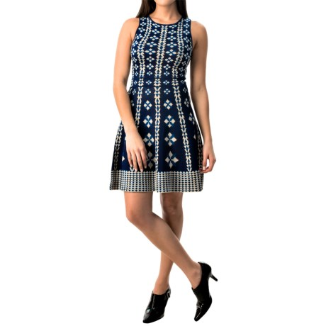 Cynthia Steffe Carmela Floral Print Dress Sleeveless (For Women)