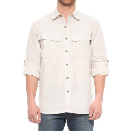 Cypress Woven Tech Shirt - UPF 30+, Long Sleeve (For Men)