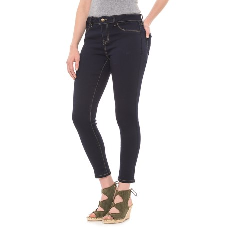 D. Jeans High-Waisted Ankle Jeans (For Women) in Ss Rinse