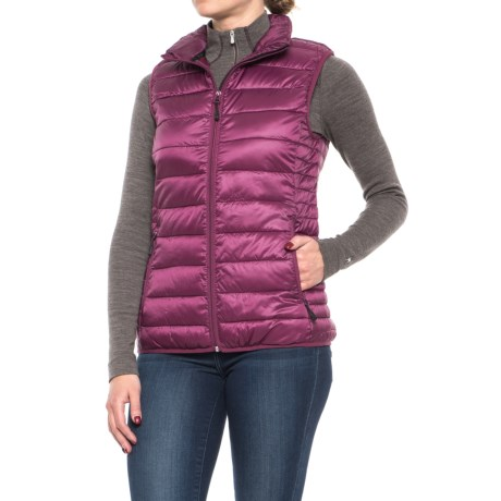 Image of D-Lite Puffer Vest - Insulated (For Women)