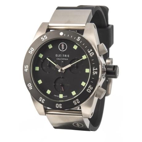 Image of D301 Quartz Chronograph Watch - Interchangeable Bands (For Men and Women)