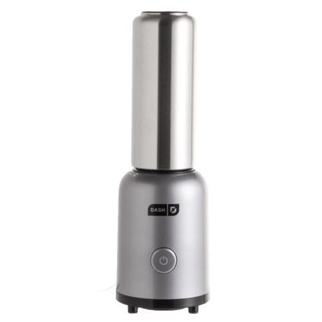 da-sh Arctic Chill Blender - 16 oz. in Stainless Steel/Graphite