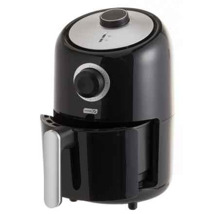 da-sh Compact Air Fryer in Black - Closeouts