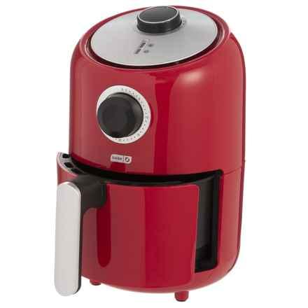 da-sh Compact Air Fryer in Red - Closeouts