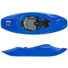 Dagger Agent 6.0 Whitewater Kayak - 6' in Blue - 2nds