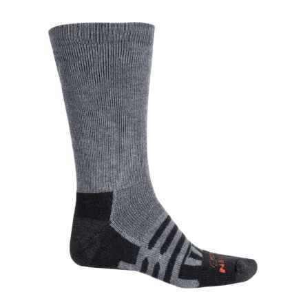 Dahlgren Forest & Field Heavyweight Socks - Crew (For Men) in Charcoal - 2nds