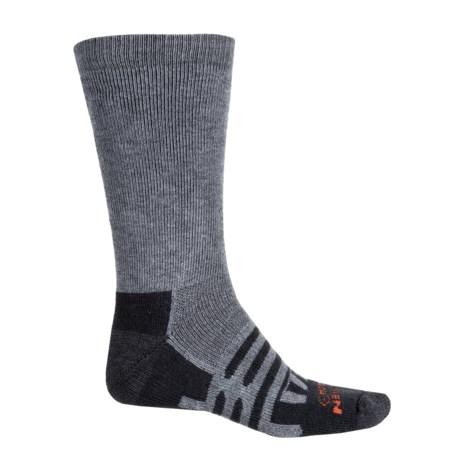 Dahlgren Forest & Field Heavyweight Socks - Crew (For Men) in Charcoal
