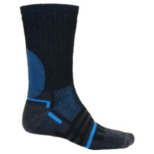 Dahlgren Forest and Field Heavyweight Socks - Merino Wool, Crew (For Men) in Black - 2nds