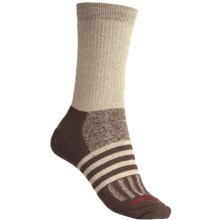 Dahlgren Midweight Hiking Socks - Merino Wool (For Women) in Sahara - 2nds