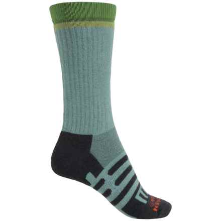 Dahlgren Multipass Alpaca Socks - Midweight, Crew (For Men and Women) in Arctic - Closeouts