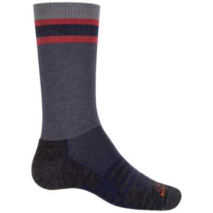 Dahlgren Multipass Light Alpaca Socks - Merino Wool, Crew (For Men and Women) in Navy - Closeouts